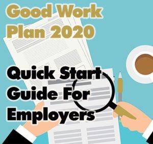 Good Work Plan Quick Start Guide
