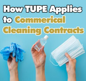 TUPE commercial cleaning