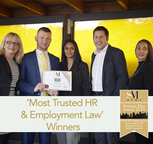 Most Trusted HR & Employment Law