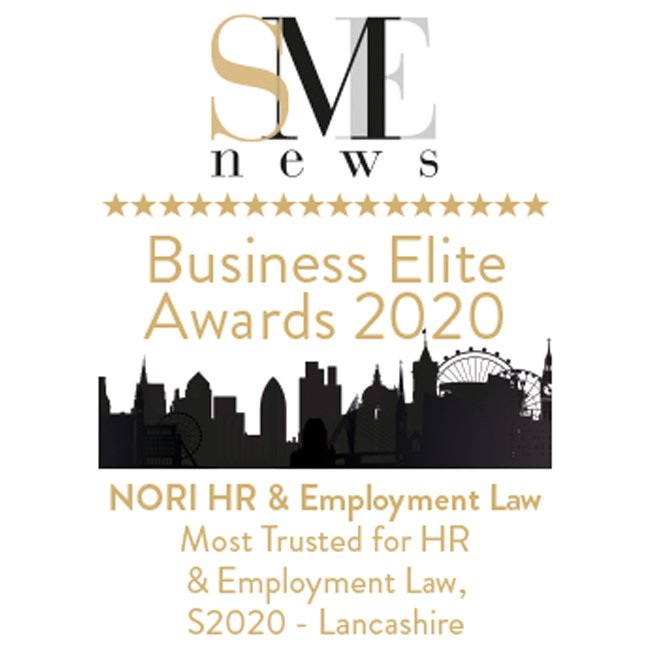 SME News Most Trusted Award NORI HR