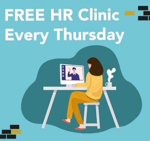 Free HR Support Clinic on Zoom