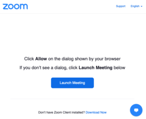 Free HR Support on Zoom