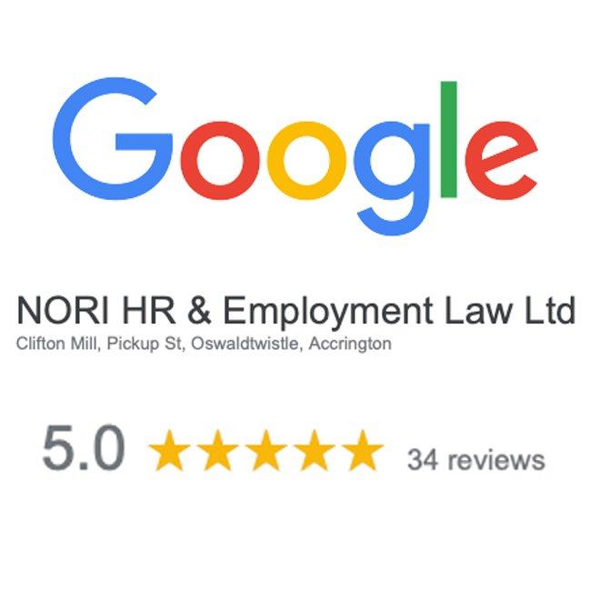 Google Reviews NORI HR