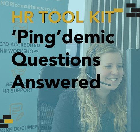 Pingdemic Questions Answered